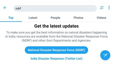 Photo of Twitter, NDRF Launch Dedicated Search For Disaster Relief In India