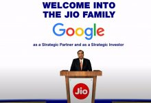 Photo of Jio, Google To Launch 'Make In India' Affordable Smartphone