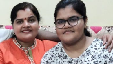 Photo of Success Mantra Of Ranchi Girl Who Scored 100% In Maths