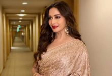 Photo of Madhuri Dixit Pens Quarantine Poetry