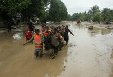 Photo of 21 Dead, 31 Missing In Indonesia Flash Floods