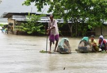 Photo of Assam Flood Situation Grim; Death Toll At 71, 40 Lakh Affected