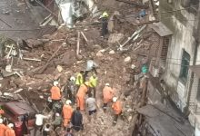 Photo of 4 Killed, 15 Rescued As 2 Buildings Collapse In Mumbai