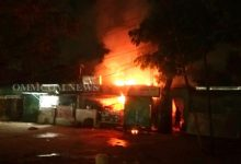 Photo of Fire Breaks Out In Odisha's Capital