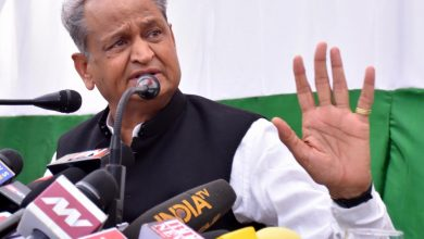 Photo of Congress Flays BJP For 'Conspiring' To Topple Gehlot Govt