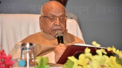 Photo of MP Governor Lalji Tandon Passes Away