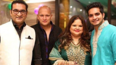 Photo of Singer Abhijeet Bhattacharya's Son Tests COVID-19 Positive