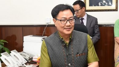 Photo of Eager To See Real Sporting Action In Near Future: Rijiju