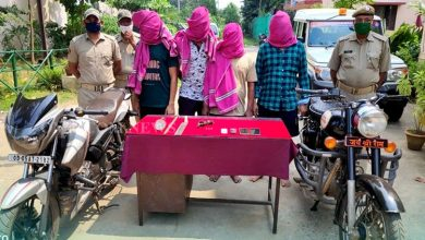 Photo of Dacoity Bid Foiled, Four Tito Gang Members Held In Cuttack