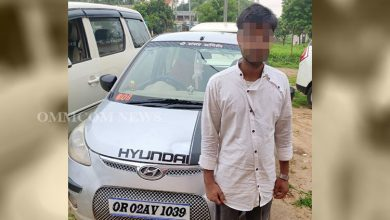 Photo of Youth Arrested For Duping Villagers On Pretext Of Opening KALIA Yojana Accounts In Malkangiri