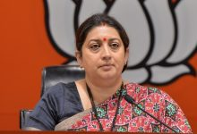 Photo of Smriti Irani Tests Positive For Covid