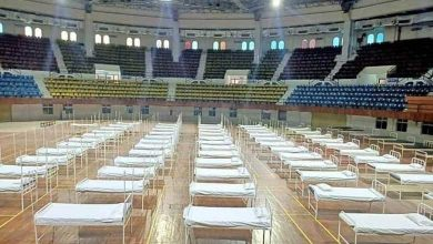 Photo of Another Covid Care Facility Ready In Cuttack's JN Indoor Stadium