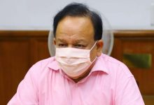 Photo of Coronavirus Spread Contained In Country, Says Harsh Vardhan