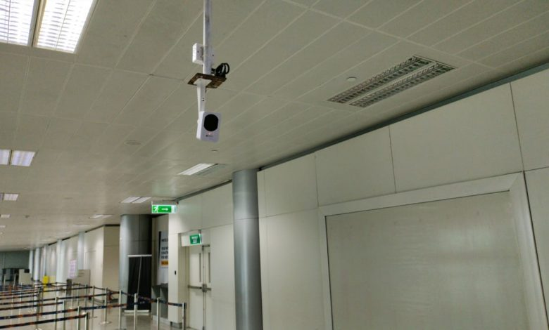 Hyderabad airport gets UNICEF-funded mass fever screening system