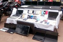 Photo of Commissionerate Police Arrests 8 Robbers, Seizes 60 Phones & 30 Laptops