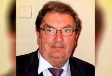 Photo of Irish Nobel Peace Prize Winner John Hume Dies
