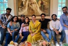 Photo of Kapoor Clan Unites For Big Fat Rakhi Lunch
