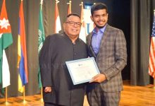 Photo of Odia Youth From UAE Conferred With Young Leader Of The Year 2020