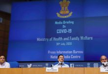 Photo of Only 0.27% COVID Patients On Ventilators Till August 3: Govt