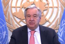 Photo of UN Chief Sends Condolences To Beirut Blasts Victims' Families