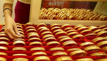 Photo of Gold Nears Rs 55,000 Per 10 gm, Silver Crosses Rs 70,000 Per kg