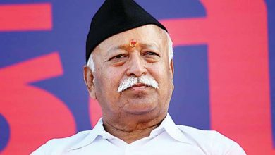 Photo of Bhagwat Remembers Struggle Of Advani, Others For Ram Temple