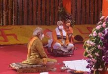 Photo of Modi, Bhagwat Share Stage For The First Time Since 2014
