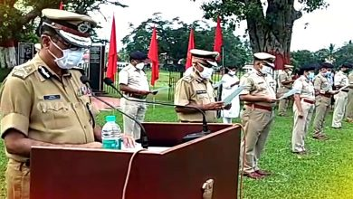 Photo of Odisha Police Prays For Departed COVID Warriors, Pledges Greater Commitment