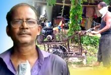 Photo of Odisha's Farmer-Turned-Innovator Builds Power Tiller From Scooter Engine