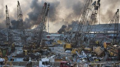 Photo of Beirut Blasts Toll Reaches 135, State Of Emergency Declared
