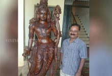 Photo of Ram Idol Gifted To PM Modi Sculpted By Bengaluru Artisan
