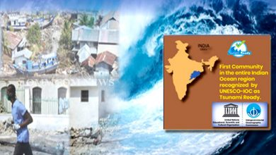 Photo of UNESCO-IOC Recognition Of Two Communities Of Odisha As Tsunami Ready