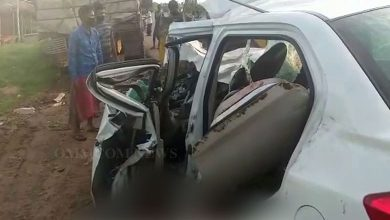 Photo of Odisha: 3 Of A Family Killed, 2 Critical In Road Accident In Jajpur