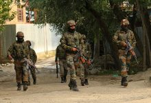 Photo of Terrorist Hideout Busted In Poonch