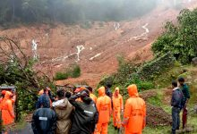 Photo of 15 Dead, Over 60 Missing In Kerala Landslide