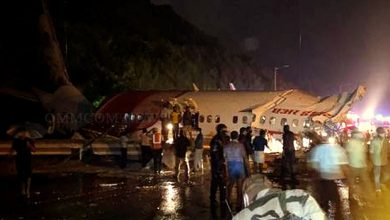 Photo of AI Express Skids Off Runway, Breaks Apart: Both Pilots Among 19 Killed, 45 Injured