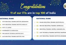 Photo of 11 ITIs From Odisha Rank Among Top 100 In India