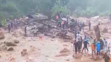 Photo of Gloom Deepens At Kerala Landslide Site; 24 Bodies Dug Out So Far