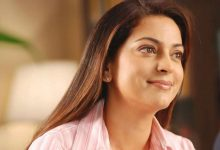 Photo of Juhi Chawla 'Amused By The Fun Stuff Fans Send'