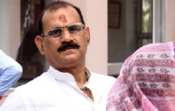 Photo of UP MLA, Wife, Son Booked For Grabbing House, Threats