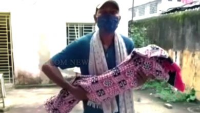Photo of Bargarh: 1.9-Year-Old Girl's Body Found In Village Outskirts, Family Cries Foul