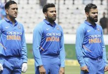 Photo of Kohli, Rohit, Dhoni Most Popular Cricketers Globally: Study