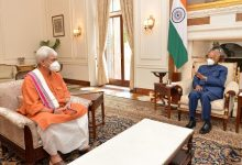 Photo of J&K Lt Guv Sinha Meets President, Vice-President