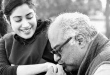 Photo of Janhvi Kapoor Calls Her Father The 'Cutest Cheerleader'
