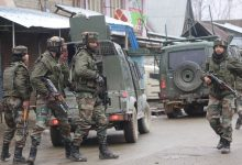Photo of Soldier, Terrorist Killed In Pulwama Encounter