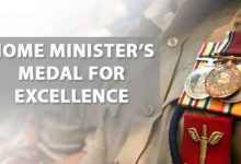 Photo of 4 Police Officers From Odisha Awarded Home Minister's Medal For Excellence