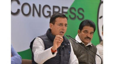 Photo of Cong Blames 'Toxic' TV Debate For Tyagi's Untimely Demise