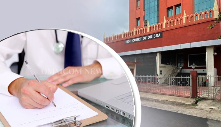 Orissa HC Asks Doctors To Write Prescription In Caps To Increase Legibility