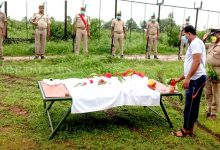 Photo of Odisha: Buddy Laid To Rest With Full Police Honours