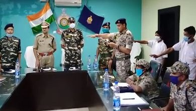 Photo of 16 Maoists, Including 3 With Bounty Of 1 Lakh, Surrender In Chhattisgarh's Dantewada